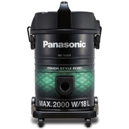 Panasonic MC-YL633G747 Electric Vacuum Cleaner , 2000W Black YL633G747