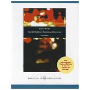 Generic Essential Statistics In Business And Economics ,Ed. :2