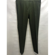 Generic Plain Fabric Pants - Olive