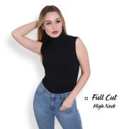Comodo Full Cuthigh Neckblack