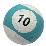 Generic 2 Gaint Snook Ball Snookball Snooker Billiards Soccer 8 Inch Game Huge Pool Football Include Air Pump Soccer Toy PoolballNo10