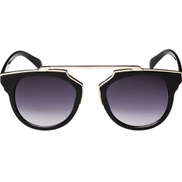 Other Sunglasses for protect from the sun Superstar black frame lenses graded Item No 537 - 2