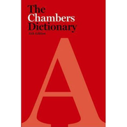 Generic The Chambers Dictionary