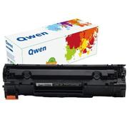 Qwen CE285A 85A Toner Cartridge For HP Laser Jet P1102 - Black