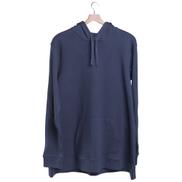 La Marui Hoodie, front pocket - dark-blue