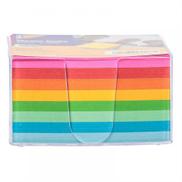 Mintra Memo Bloc On Box - Multi Color
