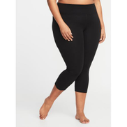Old Navy High-Rise Plus-Size Yoga Crops