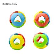 Generic Kids Activity Toys Baby Boys Girls Toys Mini Cartoon Football Rings Toys Multi-color