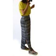 Generic تنورة نسائية طويلة - متعددة الالوان