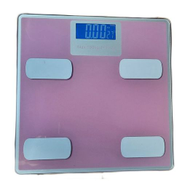 Generic Smart Digital Body Scale - Rose