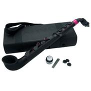 Nuvo N510JBPK Plastic Saxophones Key Of C - Black Pink
