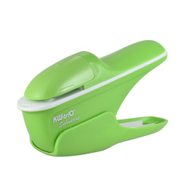 Generic Hand-Held Mini Safe Stapler Without Staples Staple Free