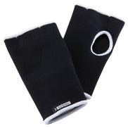 Decathlon 100 Boxing Inner Gloves - Black