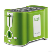 Ariete Toaster - Two Slices - 500 Watt - Green