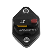 Generic UJ F1665 Mid-Range Manual Reset Thermal Circuit Breaker Waterproof Switchable