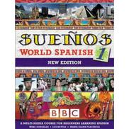 Generic SUENOS WORLD SPANISH 1 COURSEBOOK NEW EDITION