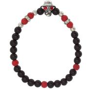 Generic Stones Bracelet For Men - MultiColored