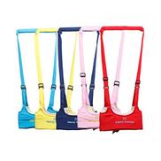Generic Summer Breathable Baby Walking Adjustable Belt Strap Infant Learning Walking Assistant Child Exercise Safe Keeperlake Blue