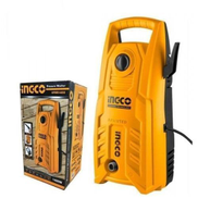 Ingco High Pressure Washer 1400 Watts - 130 Bar