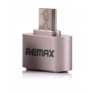 Remax OTG Micro-USB Adapter - Rose Gold