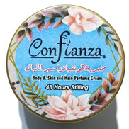 Confianza Makhmaria Sleepless Nights Perfumed Body And Hair Cream - 150ML
