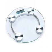 Generic Round Digital Scale - 180kg -8ML