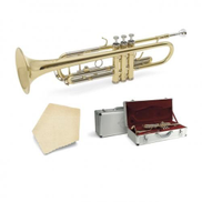 Suzuki MCT-1 Trumpet Master Class Entry & Intermediate Level - Key Of Bb - Gold