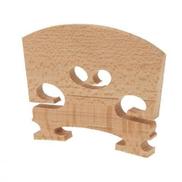Generic Violin Bridge 3 4 - Maple Wood - 1 Piece