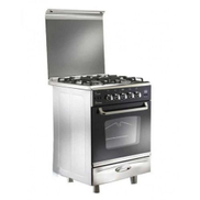 Unionaire I-Cook Cooker With Fan - 4 Burners C6060SS C6060SSDC511IDSC