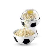 Generic Ball Popcorn Maker - Black White