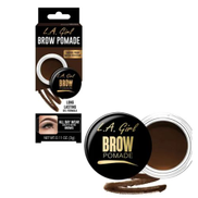 LA Girl Pomade Smudge-proof Water Resistant Brow Color - Warm Brown