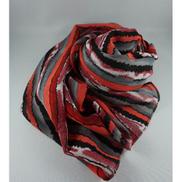 Generic Colorful Stripes Hijab Scarf