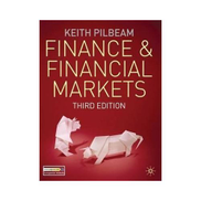 Finance And Financial Markets Book