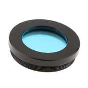 Moon Filter Lunar Film Astronomy Photography Accessory Blue