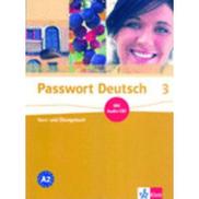 Generic Passwort Deutsch : Kurs- Und Ubungsbuch 3 MIT Audio-CD
