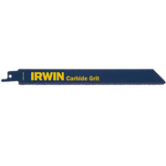 Irwin Sabre Saw Blades 800RG Carbide Grit 200mm Pack Of 2