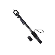 Yunteng YT-1288 Bluetooth Selfie Stick Extendable Monopod - Black