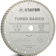 Stayer Universal Turbo Diamond Blade 230mm 7mm
