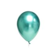 Generic 1Pc 12inch Glossy Metallic Latex Balloon Thick Inflatable Balloon Birthday Party Wedding Decor
