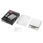 Generic Digital Pocket Scale LCD Electronic Jewelry Herb Balance Weight Kitchen Scale White