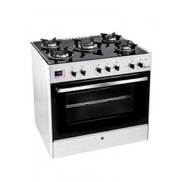 Unionaire i-Chef Smart Stainless Steel Gas Cooker - 5 Burners 90 cm