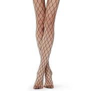 Generic Women's Net Fishnet Body stockings Pattern Pantyhose Black