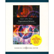 Generic Organizational Behavior : Improving Performance And Commitment In The Workplace