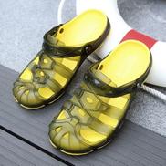 Oe 2018 New Men's Slippers Slip Korean Summer Beach Shoes