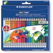 Staedtler Noris 144 50Nc24 Erasable Colored Pencils - Pack Of 24