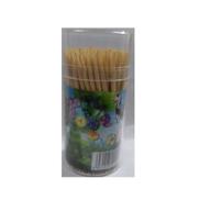 Generic Wooden Dental Floss - 100 Pcs