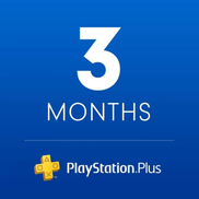 Sony PlayStation Plus Card 3 month - US Store PSN