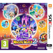 Magical World 2 نينتندو 3 DS