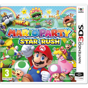 Mario Party ستار Rush نينتندو DS