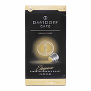 Davidoff Elegance Espresso Capsules - Pack of 10